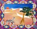 Afrika;Acryl;77x60