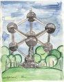 Atomium_Bruessel;24x30;