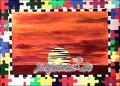 sunrise;acryl;50x40